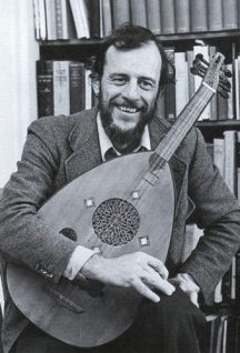 Tom with Turkish oud